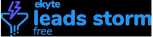 eKyte Leads Storm - Planejador de Campanhas Marketing Digital - Orçamento e Mídias