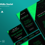 Criativo Preview - Frete Grátis - Display, Facebook, Instagram - Template Grátis   eKyte