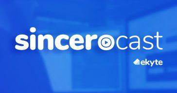 Podcast SinceroCast EP1 - Histórias carreiras marketing digital