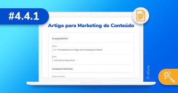 como fazer artigos para marketing de conteúdo