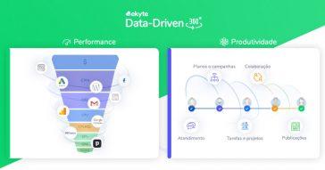 Data-Driven Marketing 360 Performance Produtividade