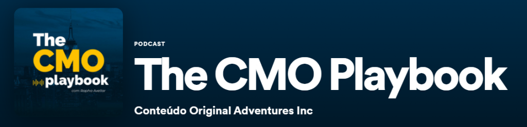 The CMO Playbook podcast