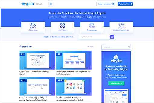 Guia do martketing digital